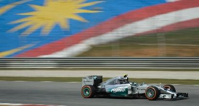 Nico Rosberg (Afp)