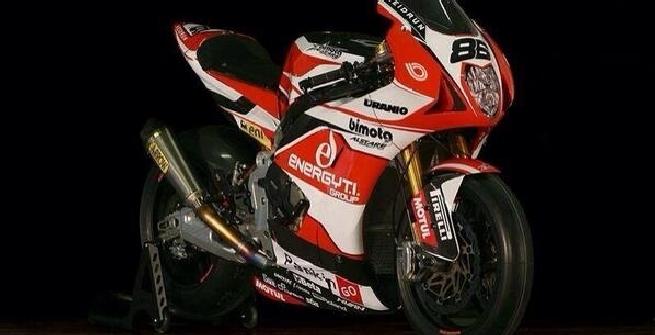 Superbike, Bimota in pista ad Aragon