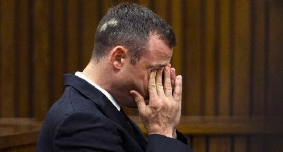 Pistorius, AFP