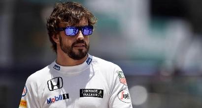 Incidente Alonso: amnesia perché sedato due volte