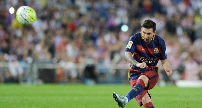 Messi, foto IPP