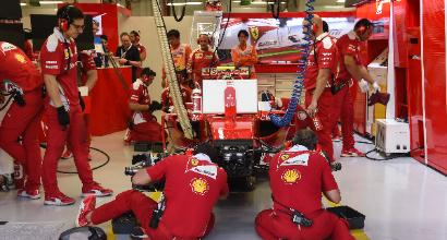 F1, Sepang: Raikkonen fermato da una lampadina