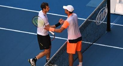 Australian Open: clamoroso, Murray fuori! Ko anche Seppi