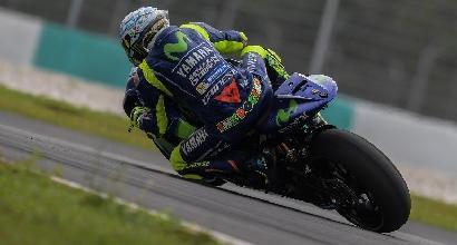 """MotoGP, Rossi deluso: """"Tanto lavoro ma risultati scarsi"""""""
