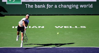 Indian Wells, Fognini si arrende senza lottare
