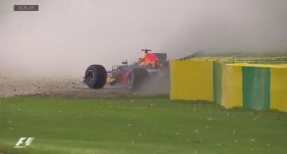 """Red Bull, Ricciardo: """"Con queste macchine è più facile sbagliare"""""""
