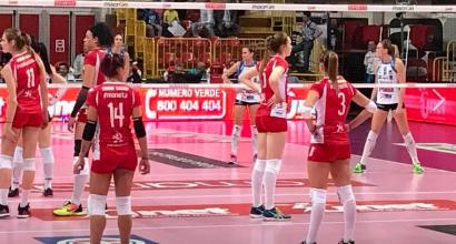 Volley, playoff A1 femminile: Casalmaggiore e Scandicci fanno festa