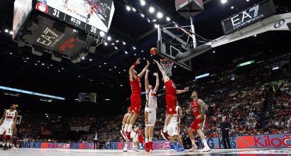 Basket, a Milano la regular season