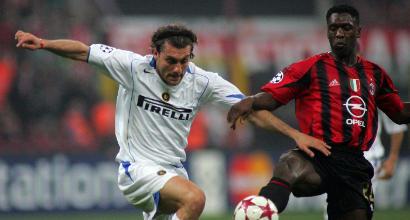Da Meazza a Ibrahimovic, passando per Serena, Baggio e Vieri: ecco chi ha vestito le maglie di Juve, Inter e Milan
