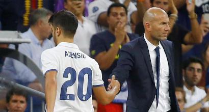 """Zidane: """"Asensio fenomenale, ma..."""""""