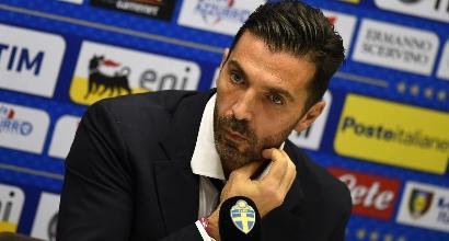 """Italia: Buffon """"Gara importante per la storia della nostra Nazionale"""""""