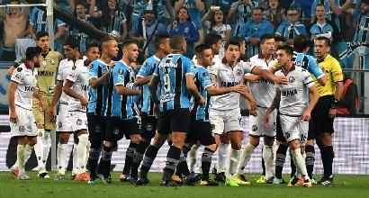 Coppa Libertadores: la finale di andata va al Gremio, battuto il Lanus