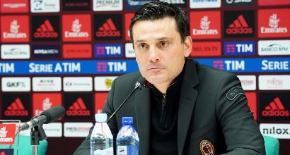 Milan, esonerato Montella: panchina a Gattuso