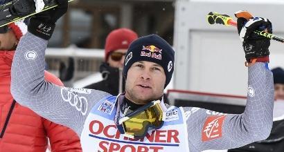 Gross comanda lo slalom di Val d'Isère
