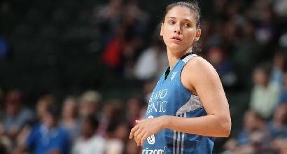 Basket, Cecilia Zandalasini torna in WNBA: firma con le Minnesota Lynx
