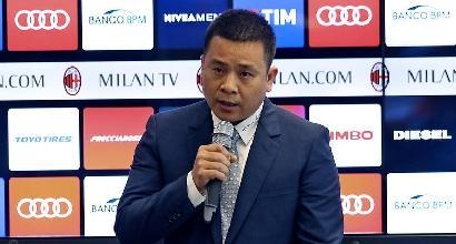 Milan, fallisce la società 'salvadanaio' di Yonghong Li