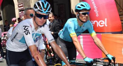 Giro d'Italia: a Caltagirone trionfa Wellens