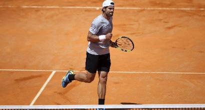 Roland Garros: ripescato Bolelli
