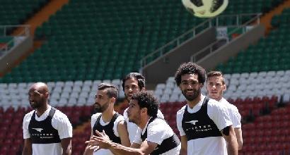 Egitto: Salah torna ad allenarsi in gruppo