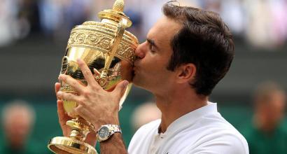 Wimbledon, un albo d'oro leggendario: Federer inarrivabile, Serena Williams insegue la Navratilova