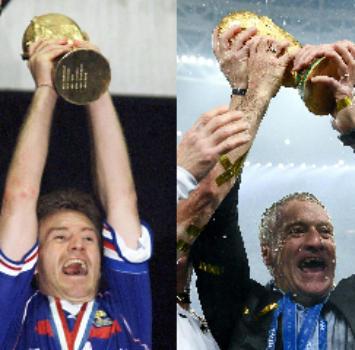 """Deschamps come Zagallo e Beckenbauer: """"Campioni così giovani, è meraviglioso"""""""