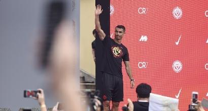 Cristiano Ronaldo atterra a Torino, inizia l'avventura alla Juve