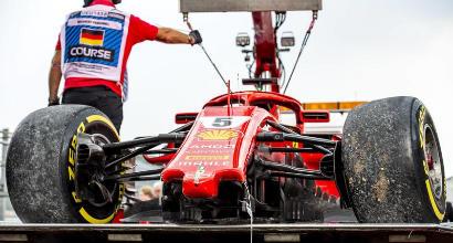 Formula 1, l'anno orribile di Vettel