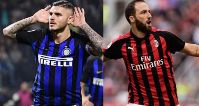 Inter-Milan, le ultime dal derby: Bonaventura e Kessie acciaccati