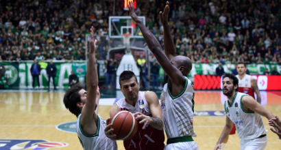 Basket: primo stop per Milano