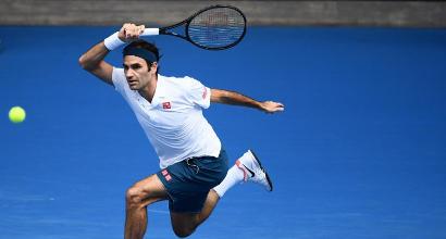 Tennis, avanti Federer e Nadal