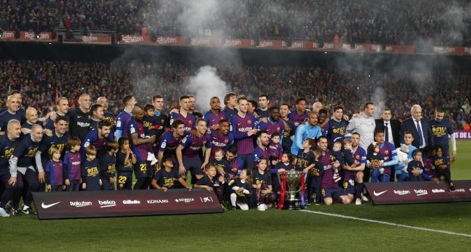 Liga 2019/20, ecco il calendario: Barcellona-Real alla 10.ma e 26.ma giornata
