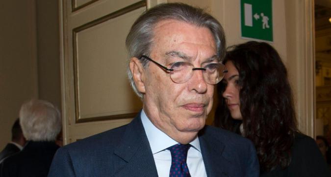 """Moratti vota Icardi: """"È più forte di Dzeko e Lukaku. Conte? Il suo passato alla Juve non conta"""""""