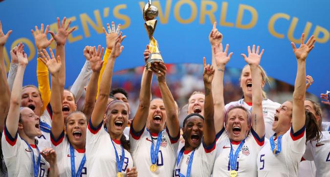 Mondiali femminili: Rapinoe-Lavelle, secondo titolo consecutivo per gli Usa