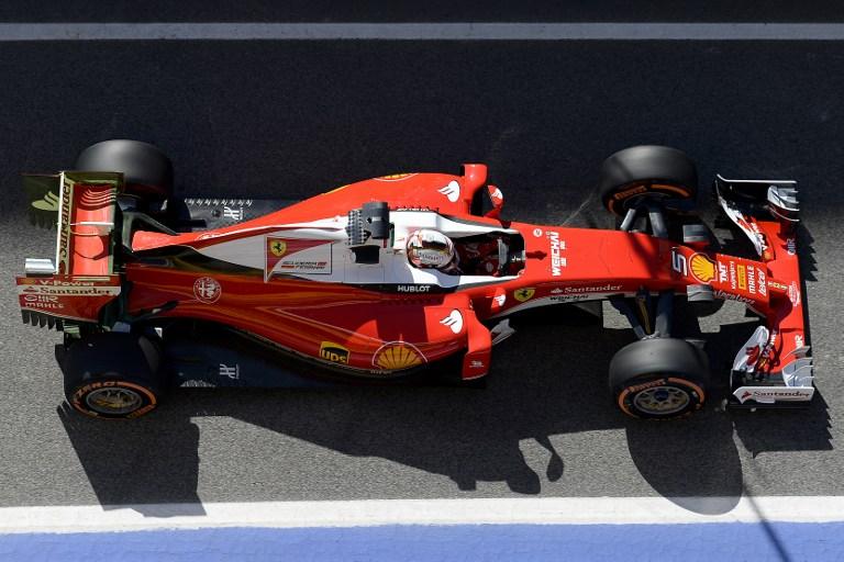 F1, a Barcellona si inizia con le libere