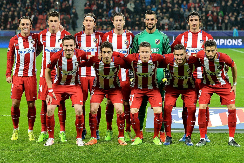 Champions, Bayer-Atletico 2-4: le foto