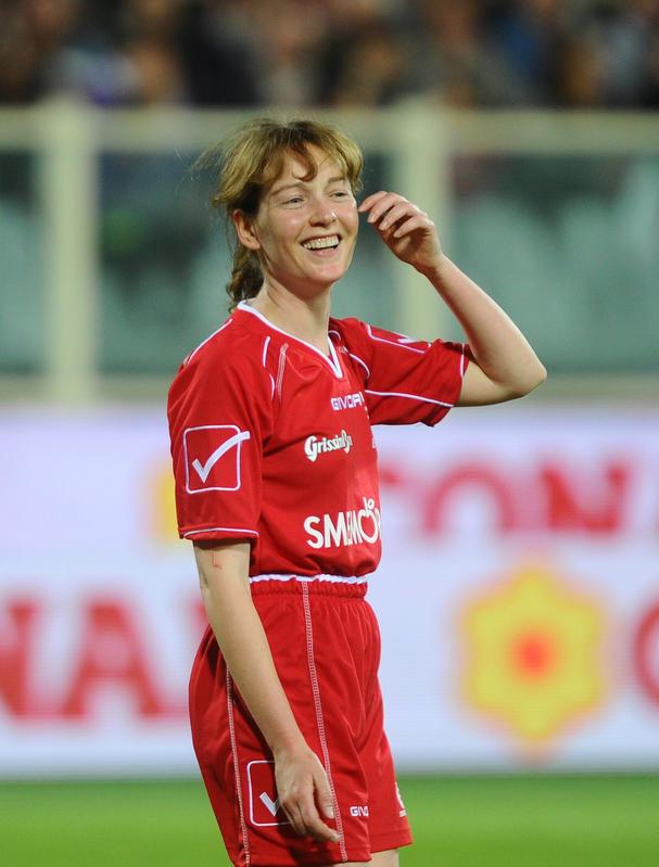 Cristiana Capotondi vice presidente di Lega Pro