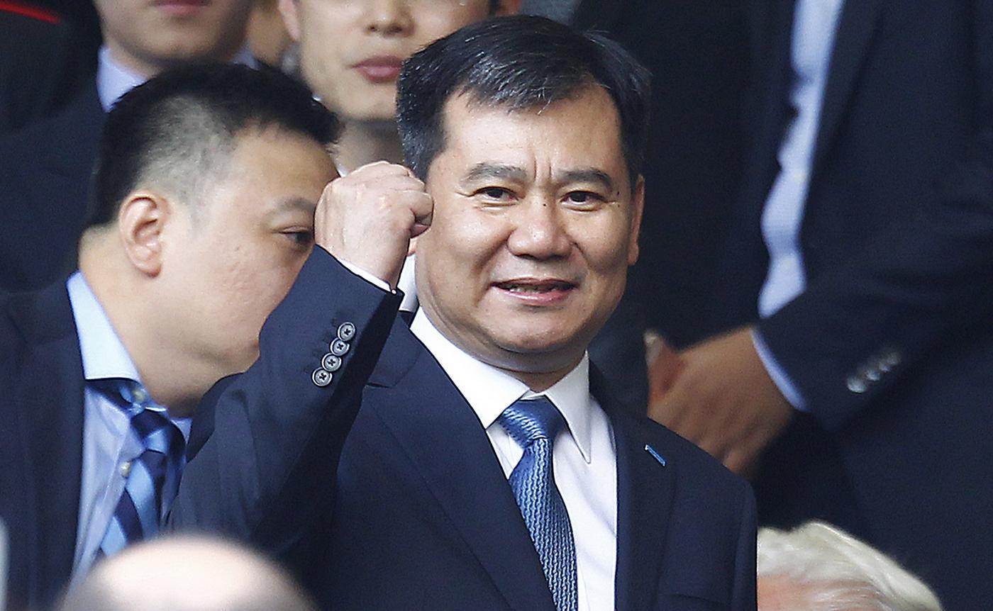 9 Zhang Jindong - Proprietario dell'Inter dal 2016, ha un patrimonio di 5,5 miliardi di sterline