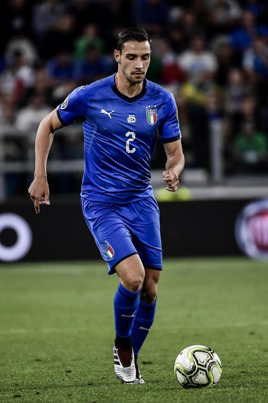 dal 66' De Sciglio 6 - Entra al posto di Mancini e svolge il suo compito in copertura con tranquillità.