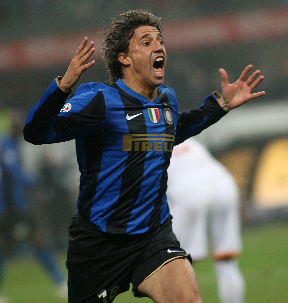 6) Hernan Crespo, 2002: 36 milioni di euro dalla Lazio