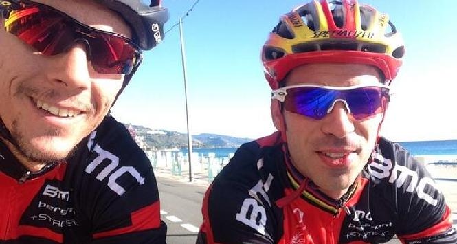 Superbike: Melandri passa al ciclismo con la Bmc