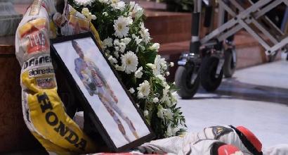 I funerali di Romboni (Ansa)