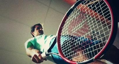 Federer su Twitter