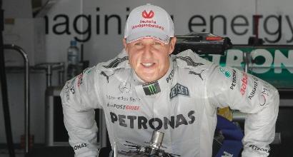 Michael Schumacher, foto IPP