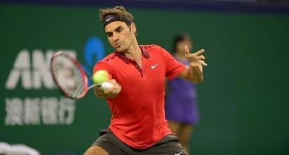 Roger Federer (Afp)
