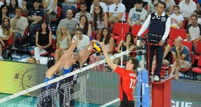 Volley, World League: super Italia, 3-0 al Belgio
