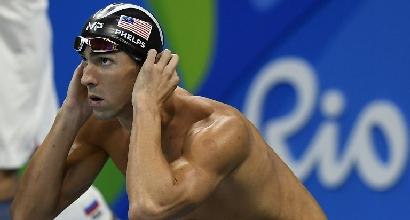 Nuoto, Pellegrini vince batteria 200 sl: