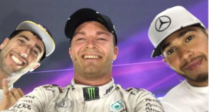 """F1 a Singapore, Rosberg: """"Pensavo di non farcela"""""""