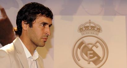 Raul ritorna al Real Madrid