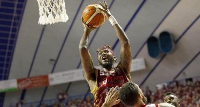 Basket, Venezia piega Pistoia
