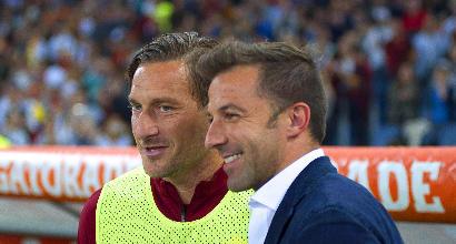 """Del Piero: """"L'ultima della Roma col Genoa. E con Totti in campo"""""""
